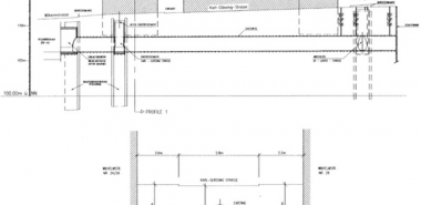 Longitudinal and Cross Section