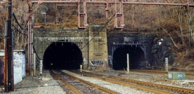 Before Rehabilitation - East Tunnel