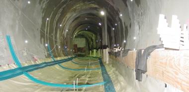 Waterproofing at Invert, Water Barriers