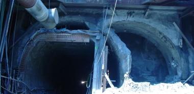 Binocular Tunnel