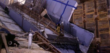 Waterproofing at Escalators