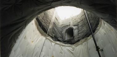 Waterproofing in the shaft