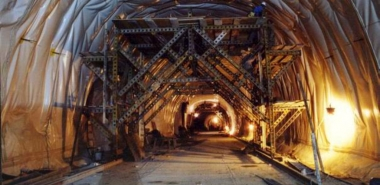 Waterproofing of Running Tunnel