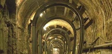 Steel Archs Tunnel Support