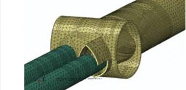 Complex 3D Finite Element Analyses