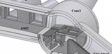 Connection chamber one