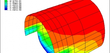 3D Finite Element Model
