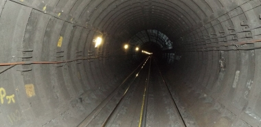Defects survey in the existing running tunnel