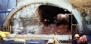 Access Tunnel Walkback Tunnel Junction