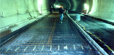 Reinforcement of roadway