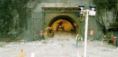 Start of Excavation